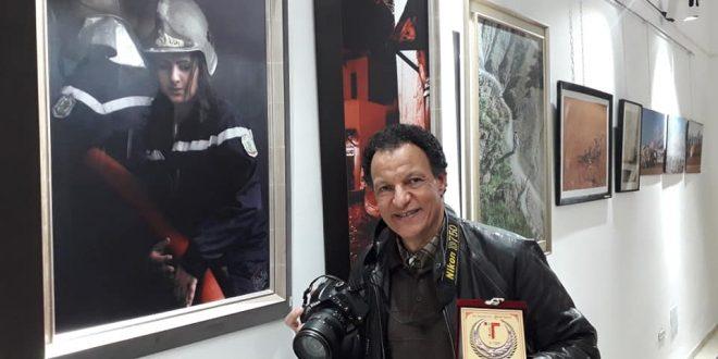 يوم كُرَّم الفنان #علي_ الحسياوي Ali Hassyaoui… من طرف جمعية تونسلار..- مشاركة:Amor Abadah Harzallah مع Rafah Arabi