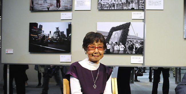 تابعوا معنا مسيرة المصورة اليابانية الشهيرة #تسونكو_ ساساموتو..وهي أول مصورة في اليابان .والتي ما زالت تصوّر إلى الآن وعمرها الـ 101 عاماً –  Japan's First Female Photojournalist Is Still Shooting At The Age Of 101..