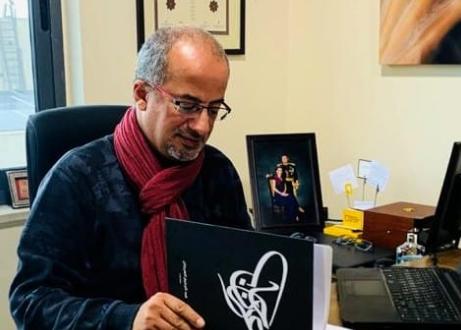 """ألف مبروك كتاب عرجان """"1973 -2019"""" ..وهو سيرة حياة وذاكرة…للزميل المصور الفنان الإردني #عبد الرحيم العرجان Alarjan Abdalrheem..- من الألبوم كنت قطرة فاصبحت بحراً"""