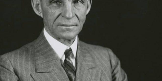تعالوا معنا نتعرف على المبدع الأمريكي #هنري_ فورد Henry Ford.. أيقونة النجاح بصناعة السيارات..وهو رائد أعمال،ومهندس،ومخترع،وكاتب،وسياسي،وسائق سيارة سباق، وصحفي،وصناعي، وشخصية أعمال ضخمة..