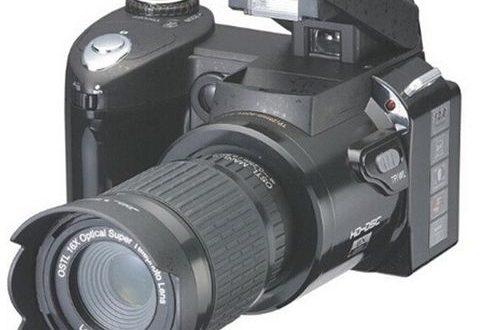 تعالوا معنا نتعرف بالصور على كاميرات الديجيتال#بروتاكس PROTAX ..
