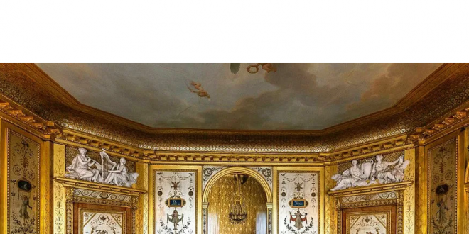 تعالوا معنا نتعرف على مصطلح الفني#نمط_ لويس_ السادس_ عشر ..المعروف أيضاً باسم لويس سيز ، هو نمط من العمارة والأثاث والديكور والفن الذي تطور في فرنسا خلال فترة حكم لويس السادس عشر (1774م-1793م).