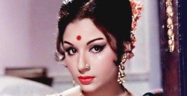 تعالوا نعرفكم على مسيرة الفنانة الملكة ممثلة بوليوود الهندية#شارميلا_ طاغور  Sharmila Tagore .(بالبنغالية: শর্মিলা ঠাকুর).مواليد – 8 ديسمبر 1944م.. ممثلة وعارضة أزياء بنغالية / هندية.