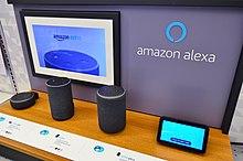 تعرفوا معنا على #موقع _ألكسا Amazon Alexa..وهو موقع لتقييم المواقع وفيه قائمةبمواقع الويبالمئة الأكثر شعبية في جميع أنحاء العالم وفقاًلأليكسا إنترنت…. Alexa,[2]is avirtual assistantAItechnology developed byAmazon, first used in theAmazon Echosmart speakersdeveloped byAmazon Lab126