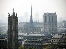 برج القديس جاك وكاتدرائية نوتردام في فرنسا | القدس العربي