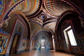 قصر ساميزانو الإيطالي el castello di... - الزقرني للخط العربي الاصيل و  التزويق   Facebook